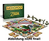 Winning Moves 43508 - Monopoly: The Legend of Zelda Collector's Edition